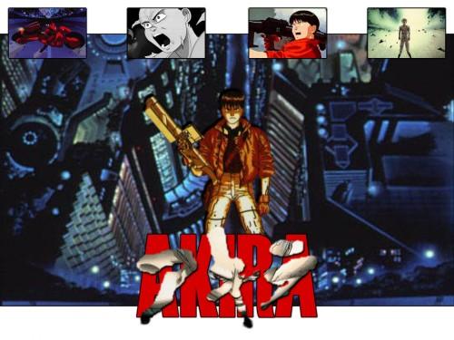 Katsuhiro Otomo, Akira, Shotaro Kaneda, Tetsuo Shima Wallpaper
