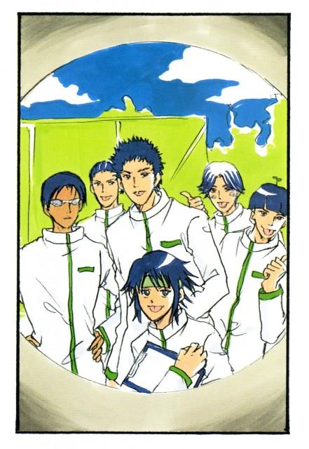 Takeshi Konomi, J.C. Staff, Prince of Tennis, Taichi Dan, Touji Muromachi