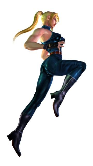 Sega, TMS Entertainment, Virtua Fighter, Sarah Bryant