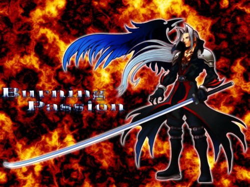 Square Enix, Final Fantasy VII: Advent Children, Kingdom Hearts, Final Fantasy VII, Sephiroth Wallpaper