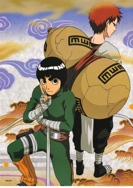 PTS Gaara/Lee VS Mangetsu Hozuki Gaara And Lee