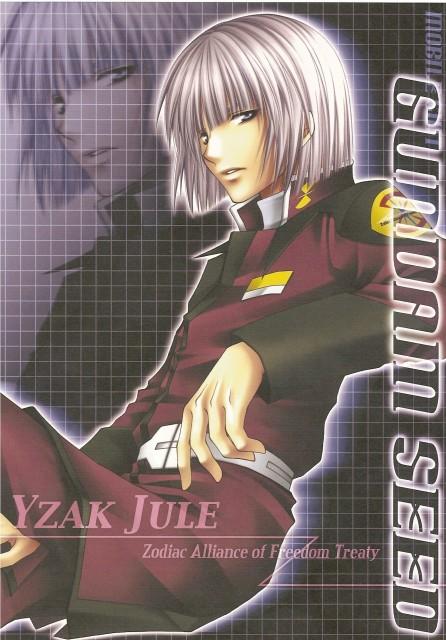 Aiki Ren, Mobile Suit Gundam SEED, Yzak Joule, Doujinshi