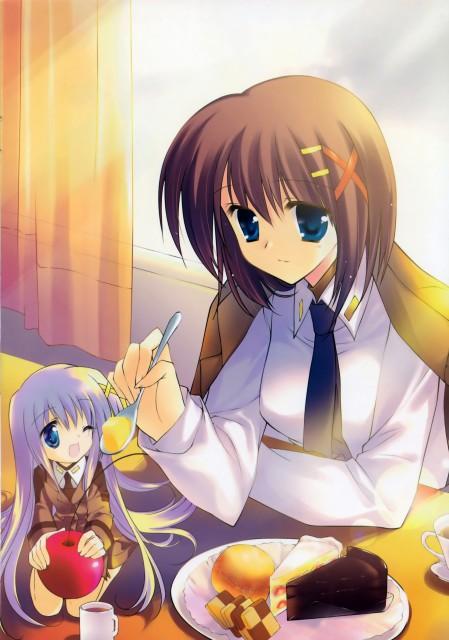 REI, Mahou Shoujo Lyrical Nanoha StrikerS, Pretty Present Perfect!, Reinforce Zwei, Hayate Yagami