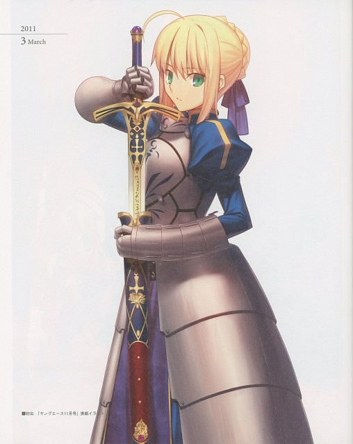 Takashi Takeuchi, TYPE-MOON, Ufotable, Fate/Zero, Fate/Art Chronicle