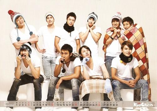 Heechul, Leeteuk, Kyuhyun, Siwon, Ryeowook
