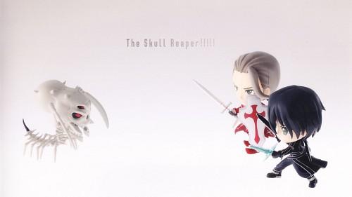 Abec, A-1 Pictures, Sword Art Online, Heathcliff, Kazuto Kirigaya