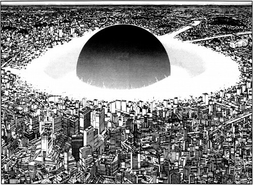 Katsuhiro Otomo, Akira