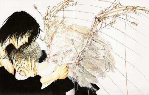 Kaori Yuki, Angel Sanctuary, Setsuna Mudo, Sakuya Kira