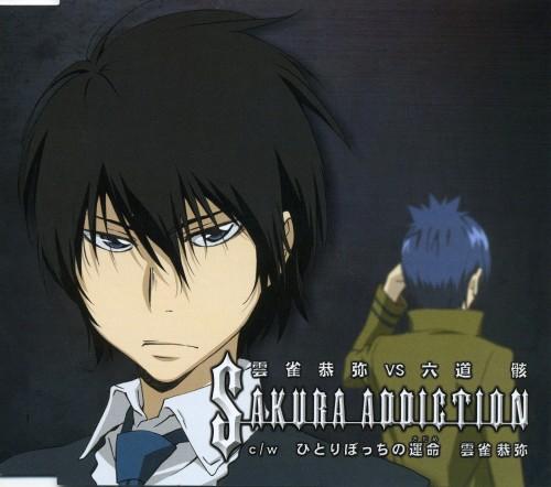 Akira Amano, Katekyo Hitman Reborn!, Kyoya Hibari, Mukuro Rokudo, Album Cover