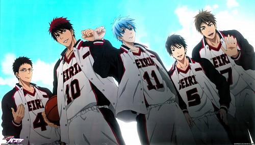 Tadatoshi Fujimaki, Production I.G, Kuroko no Basket, Shun Izuki, Taiga Kagami