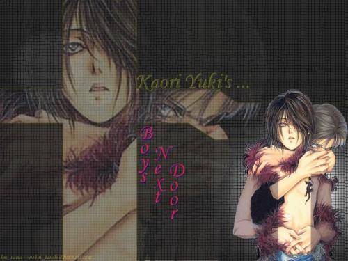 Kaori Yuki, Boy's Next Door, Adrian Clay, Lawrence Hill Wallpaper