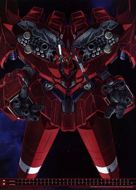 Sunrise (Studio), Mobile Suit Gundam Unicorn, Mobile Suit Gundam Series 2016 Calendar, Calendar