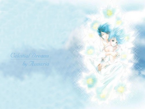 Yuu Watase, Ayashi no Ceres, Aya Mikage, Touya (Ayashi no Ceres) Wallpaper