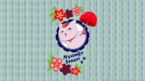 Yuki Midorikawa, Brains Base, Natsume Yuujin-Chou, Nyanko-sensei Wallpaper