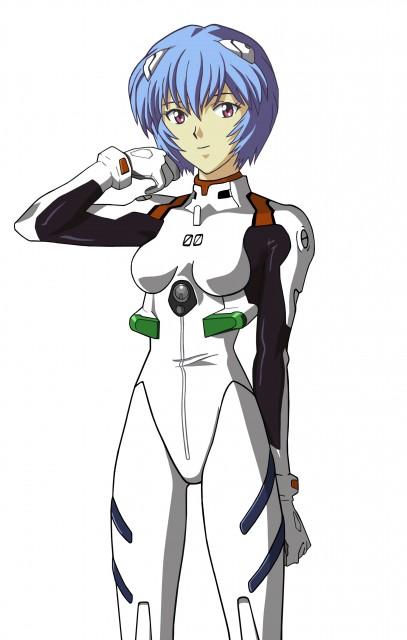 Yoshiyuki Sadamoto, Neon Genesis Evangelion, Rei Ayanami, Vector Art
