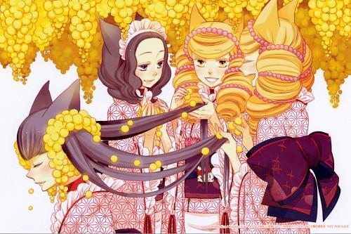 Lily Hoshino, J.C. Staff, Otome Youkai Zakuro, Susukihotaru, Hozuki
