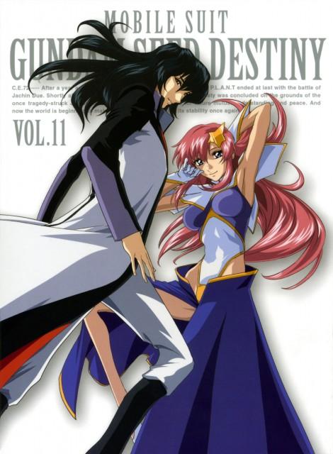 Hisashi Hirai, Sunrise (Studio), Mobile Suit Gundam SEED Destiny, Gilbert Durandal, Meer Campbell