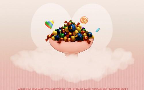 Katsura Hoshino, TMS Entertainment, D Gray-Man, Timcanpy Wallpaper