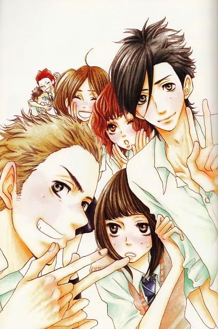 Say I Love You (Mei Tachibana, Asami Oikawa, Yamato ...
