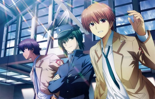 Na-Ga, Key (Studio), Angel Beats!, Yuzuru Otonashi, Ayato Naoi