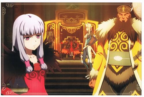 Akira Matsushima, Namco, Tales of Xillia, Wingul (Tales of Xillia), Gaius (Tales of Xillia)