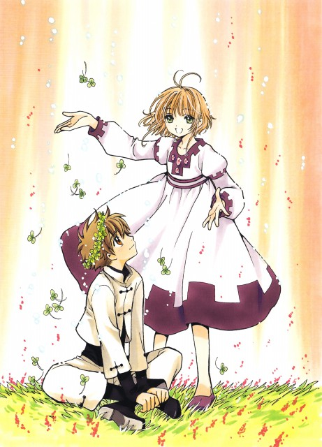 CLAMP, Bee Train, Tsubasa Reservoir Chronicle, Album de Reproductions 2, Sakura Kinomoto