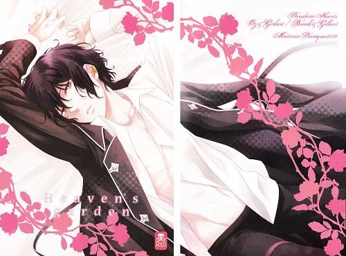 Xebec, Pandora Hearts, Gilbert Nightray, Doujinshi Cover, Doujinshi