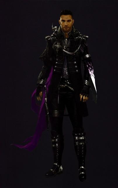 Square Enix, Final Fantasy XV, Nyx Ulric
