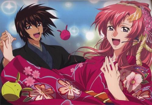 Sunrise (Studio), Mobile Suit Gundam SEED Destiny, Kira Yamato, Haro, Lacus Clyne