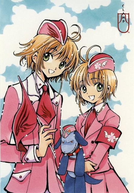 CLAMP, Kobato, Cardcaptor Sakura, Tsubasa Reservoir Chronicle, Sakura Kinomoto