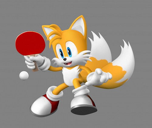 Sega, SONIC Series, Miles Prower, Official Digital Art
