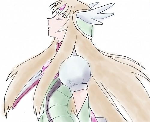 Toei Animation, Saint Seiya Omega, Aquila Yuna, Member Art