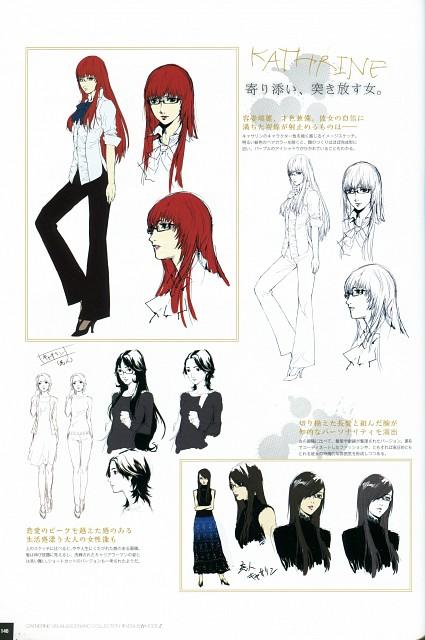 Shigenori Soejima, Atlus, Catherine (Game), Katherine McBride