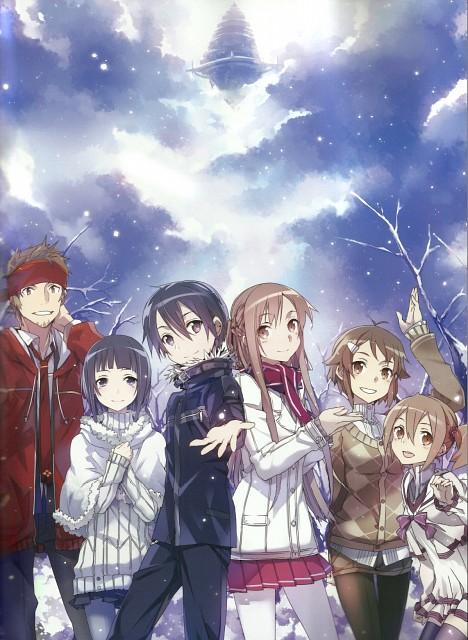 Abec, A-1 Pictures, Sword Art Online, Ryotaro Tsuboi, Rika Shinozaki