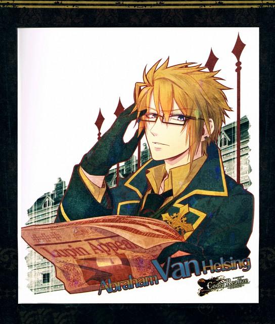 miko (Mangaka), Idea Factory, Code: Realize Official Fan Book, Code: Realize, Abraham Van Helsing