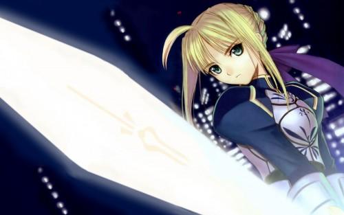 Tony Taka, Fate/stay night, Saber