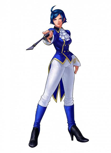 SNK, King of Fighters, Elizabeth Blanktorche