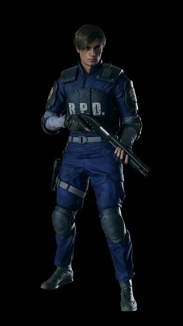 Capcom, Resident Evil 2, Leon S. Kennedy