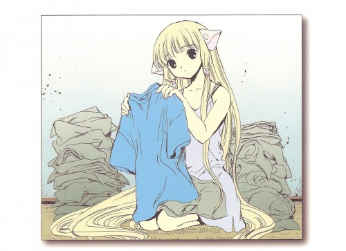 CLAMP, Chobits, Chii