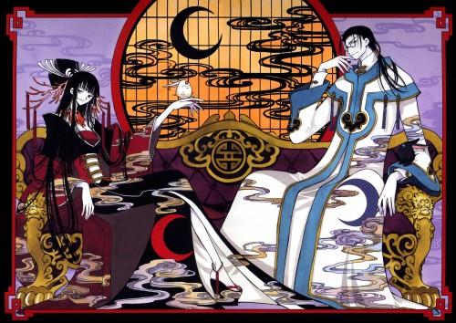 CLAMP, xxxHOLiC, Mokona, Clow Reed, Yuuko Ichihara