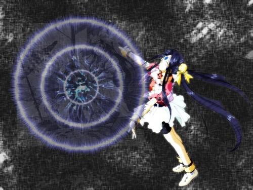Kousuke Fujishima, Ah! Megami-sama, Skuld Wallpaper