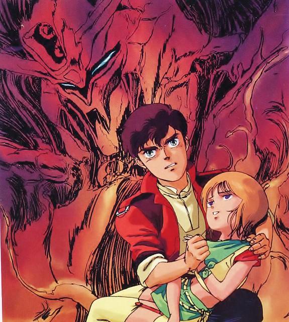 Sunrise (Studio), Mobile Suit Gundam Double Zeta, Mobile Suit Gundam - Universal Century, Elpeo Puru, Judau Ashta
