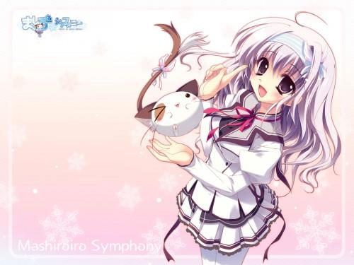 Tsubasu Izumi, Palette, Mashiroiro Symphony, Miu Amaha, Pannya (Mashiroiro Symphony)