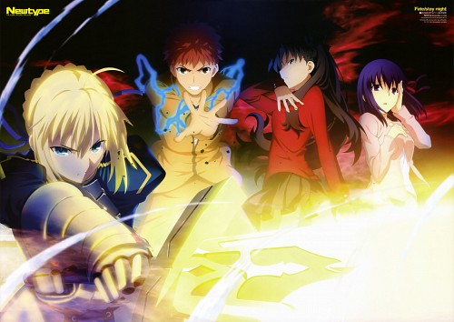 Yasuhisa Katou, Ufotable, TYPE-MOON, Fate/stay night, Shiro Emiya