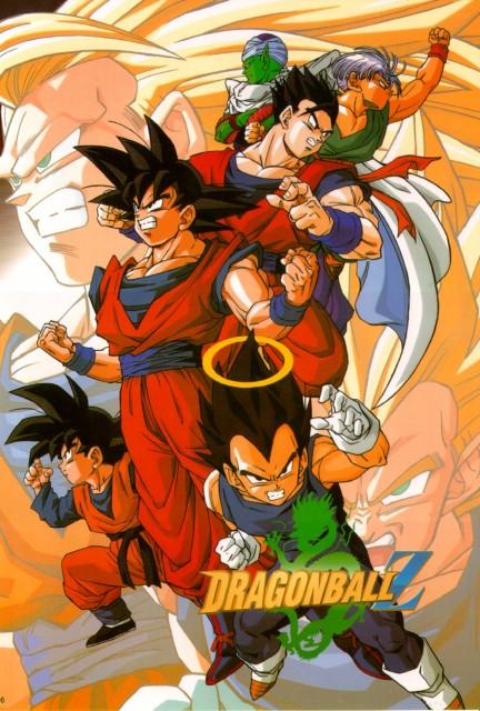 Akira Toriyama, Toei Animation, Dragon Ball, Son Goten, Son Goku