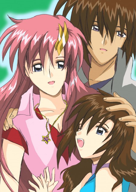 gundam seed kira and lacus relationship tips
