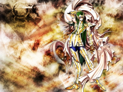 Future Studio, Saint Seiya, Sacred Saga, Aquarius Camus Wallpaper