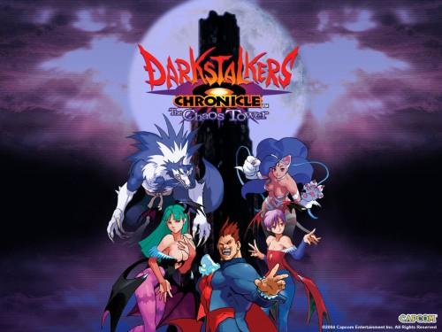 Dark Stalkers Wallpaper