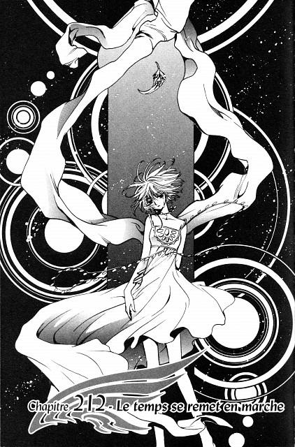 CLAMP, Tsubasa Reservoir Chronicle, Sakura Kinomoto, Chapter Cover