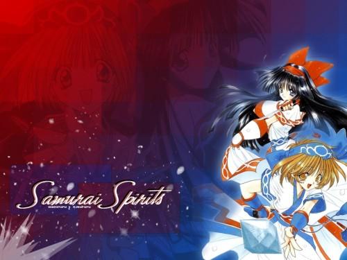 SNK, Samurai Spirits, Rimururu, Nakoruru Wallpaper